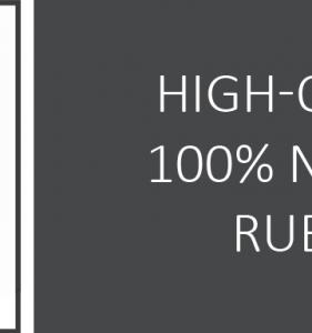 100 % prirodna guma